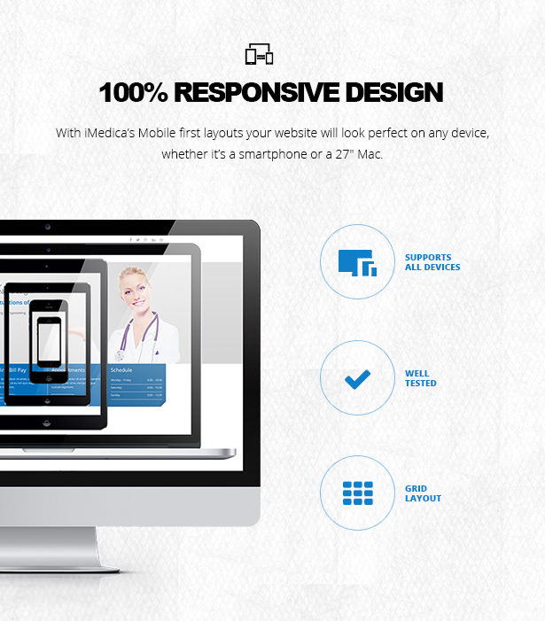iMedica - Responsive Medical & Health WP-Thema - 23