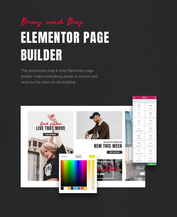 Andre - Street Style Sport & Fitness WooCommerce Theme - 11