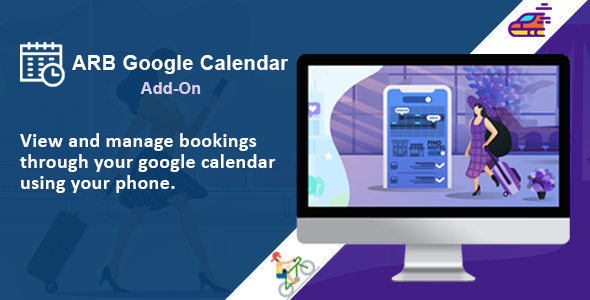 Wordpress Add-On Plugin ARB Google Calendar (Add-On)