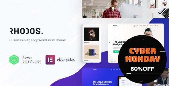 Wordpress Immobilien Template Rhodos - A Colossal Multipurpose WordPress Theme for Business & Portfolio