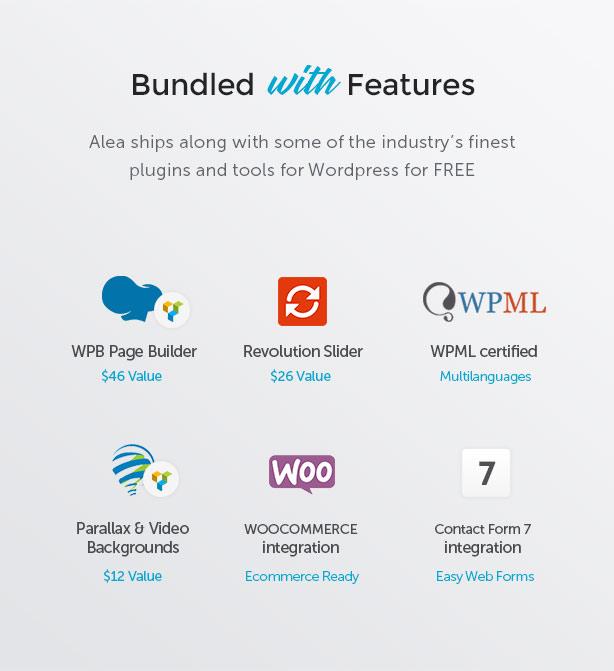Alea - Business Mehrzweck WordPress Theme - 5