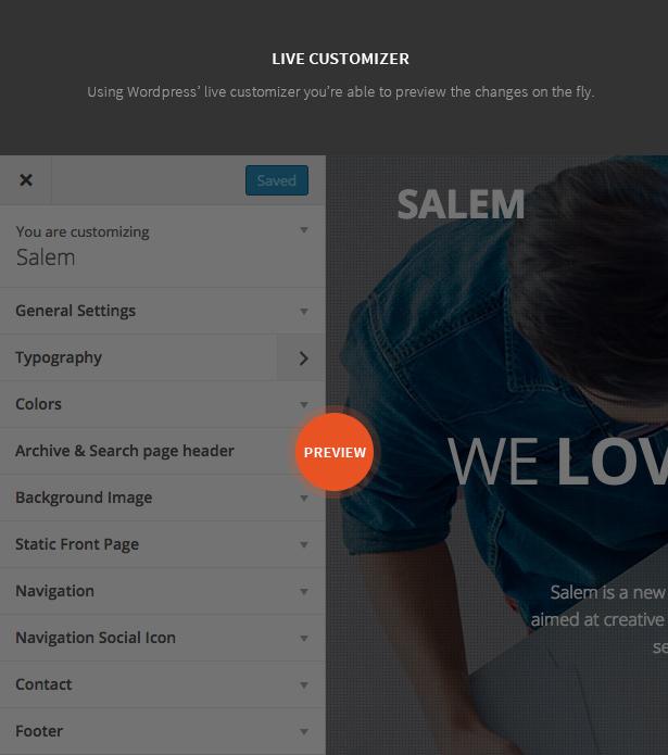 Salem - Clean and Bold Ein-Seiten-Wordpress-Theme - 7