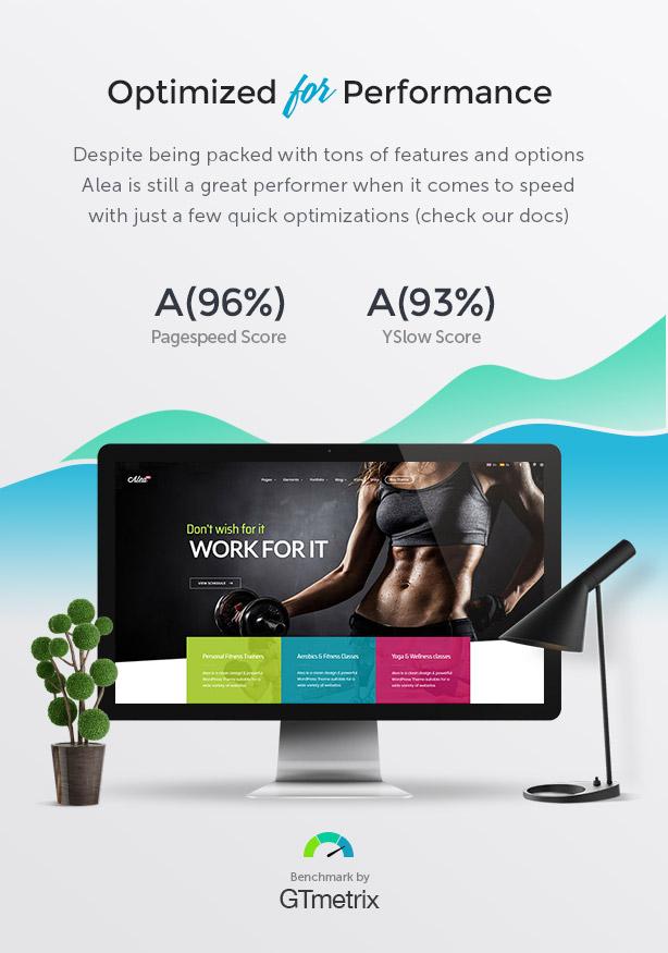Alea - Business Mehrzweck WordPress Theme - 8