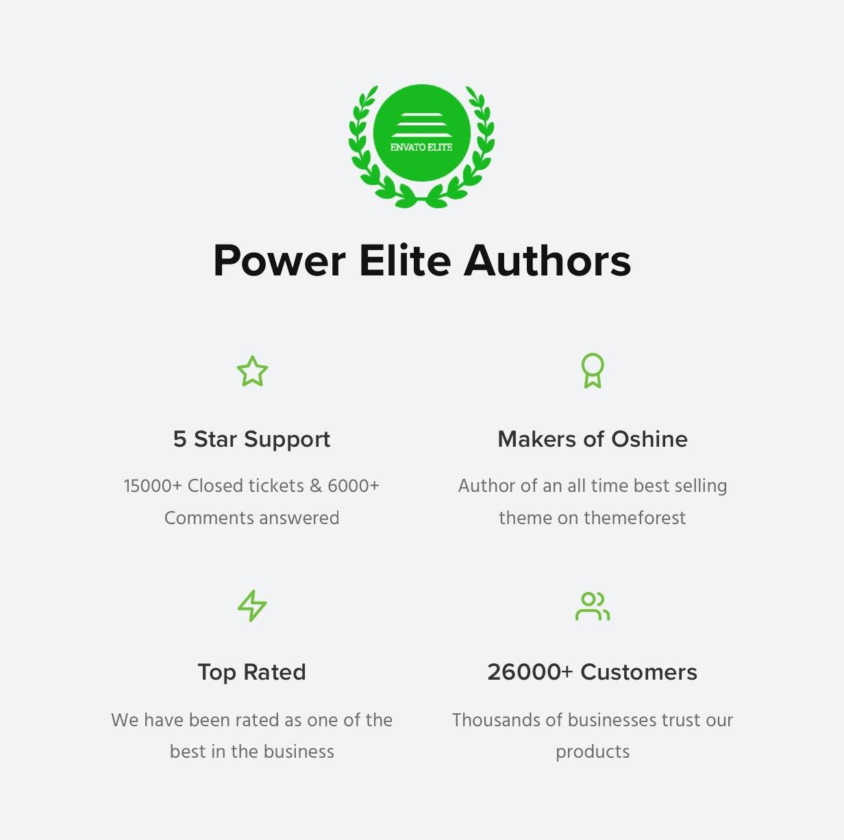 Power Elite-Autoren