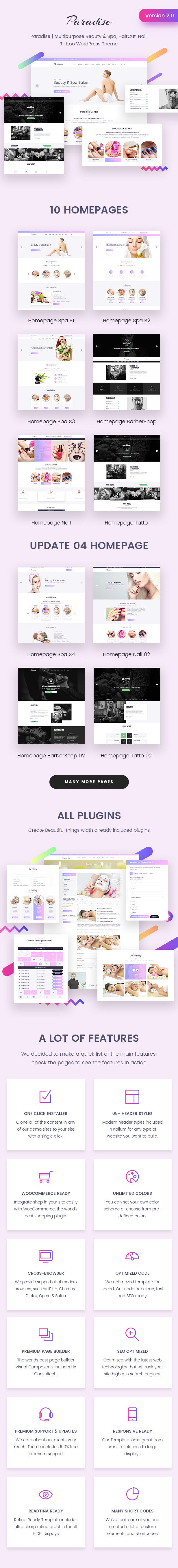 Paradies WordPress Theme