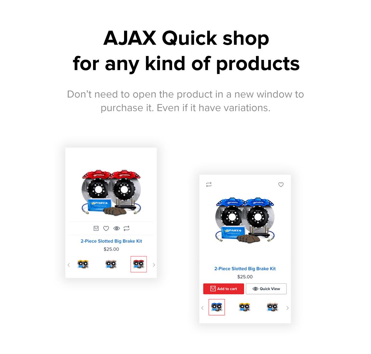 Flozen - WooCommerce AJAX WordPress Theme - 3