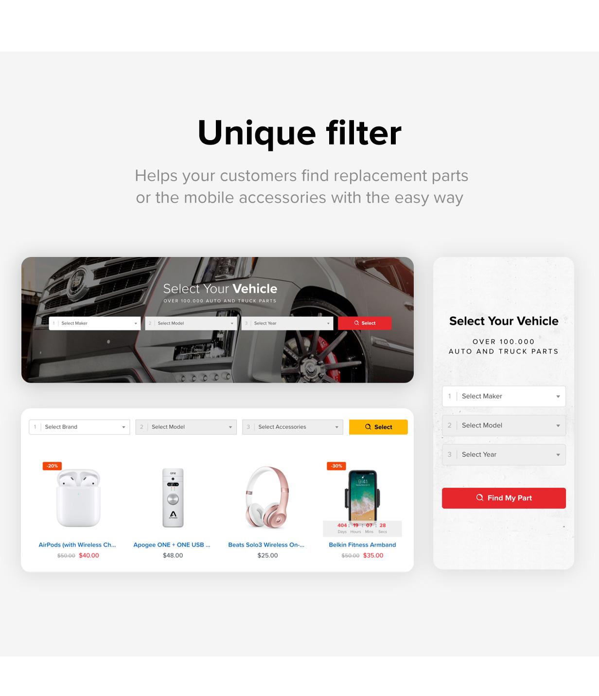 Flozen - WooCommerce AJAX WordPress Theme - 6