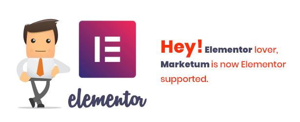 Marketum - Digitales Produkt WordPress Theme - 1