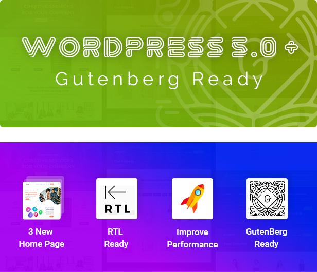 BeGlide: Corporate Business Berater Agentur WordPress Theme - 1