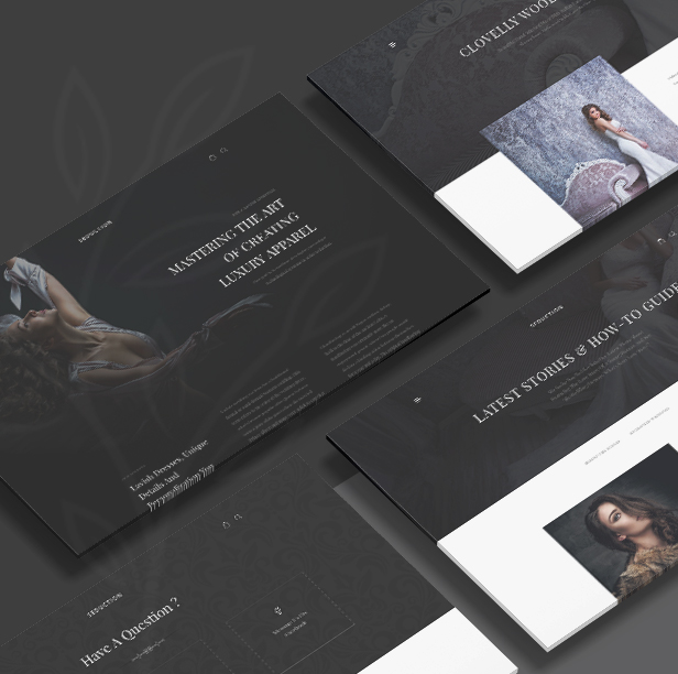 Turez - Luxus Braut WooCommerce Theme - 2