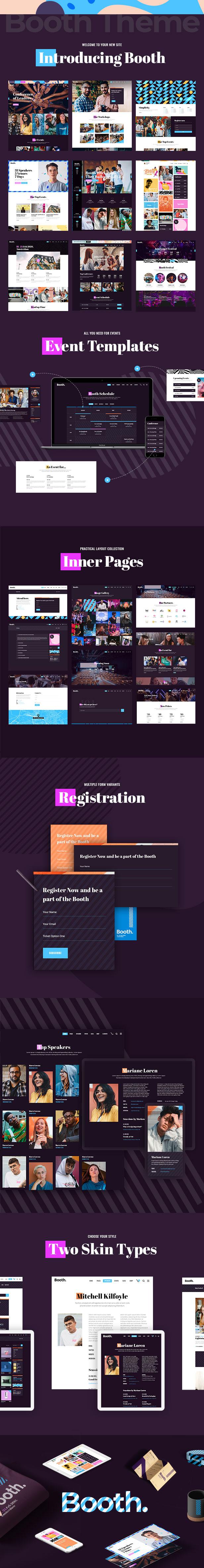 Stand - Event- und Konferenzthema - 1