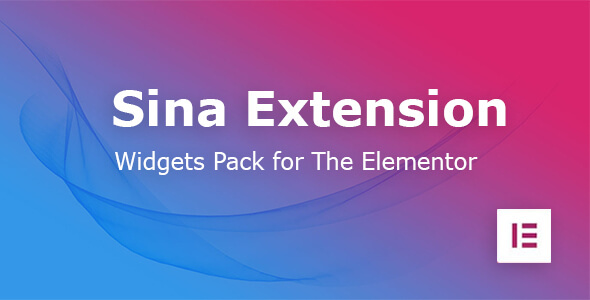 Wordpress Add-On Plugin SEFE - Sina Extension for Elementor