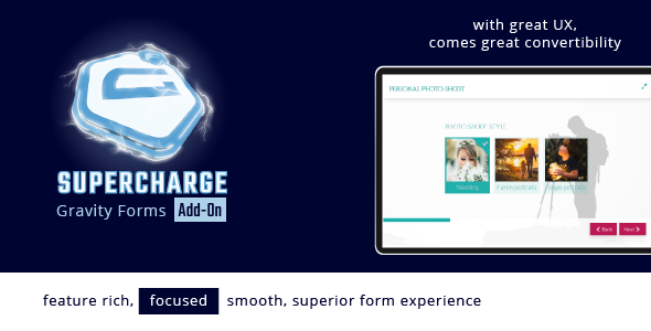 Wordpress Formular Plugin Gravity Forms Supercharge Add-On