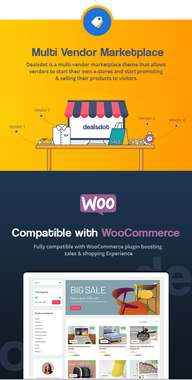 Dealsdot - Multi Vendor Marketplace Theme - 3