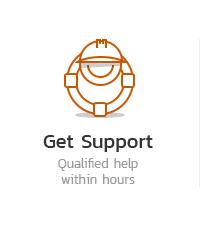 Hole dir Unterstützung