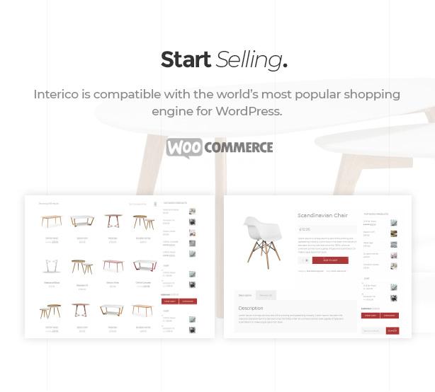 Starten Sie den Verkauf - WooCommerce-Kompatibilität