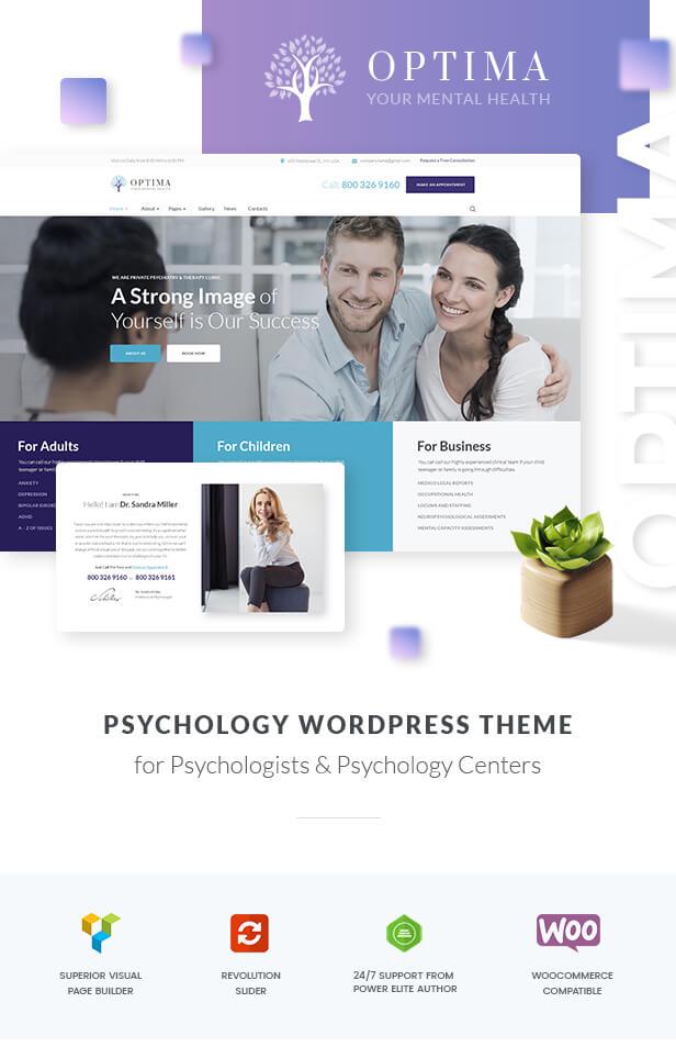Optima-Psychologe und Psychologiezentrum - 1