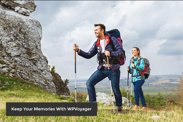 WPVoyager - Reiseblog WordPress Theme - 5