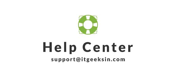 Support: support@itgeeksin.com