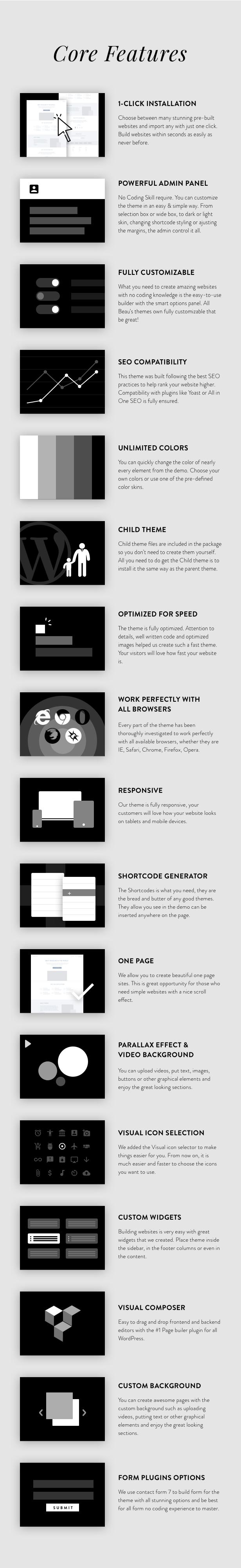 FilmMaker WordPress Theme: Filmstudio - Filmproduktion - Video Blogger - Kreativagentur - 4
