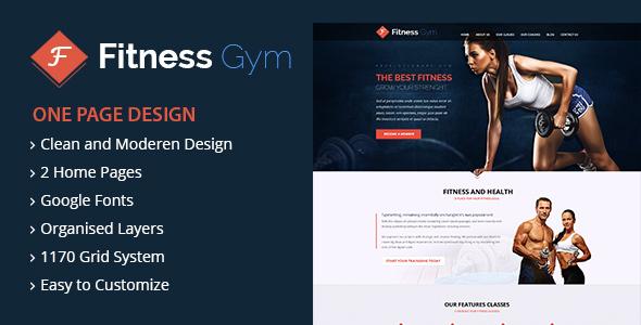 Wordpress Immobilien Template FItness - WordPress Theme