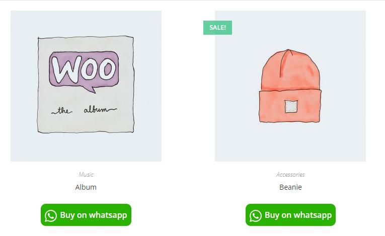 Woocommerce-Bestellungen auf WhatsApp - 1