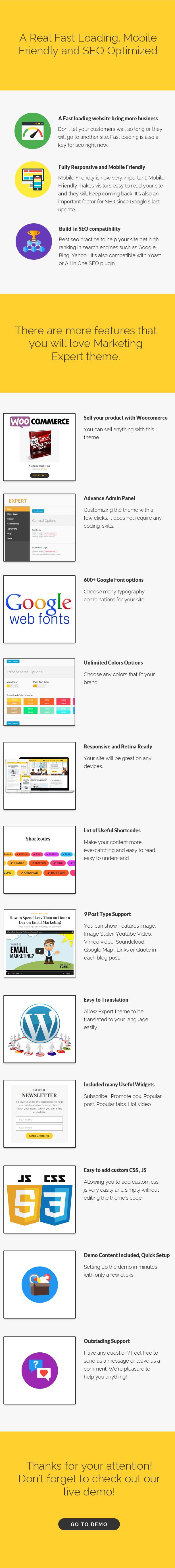 Experten - Blog WordPress Theme für Marketer - 2