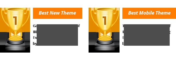 Spielplan - Event und Fitness WordPress Theme - 7