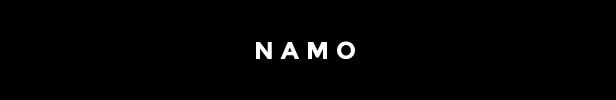 NAMO - Kreatives Mehrzweck-Wordpress-Theme - 5
