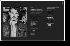 HOLZ - Ein ungewöhnliches Fotografie-WordPress-Thema - 10