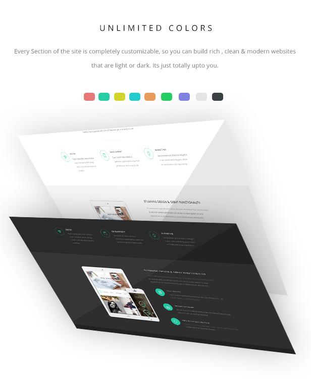 NAMO - Kreatives Mehrzweck-Wordpress-Theme - 9