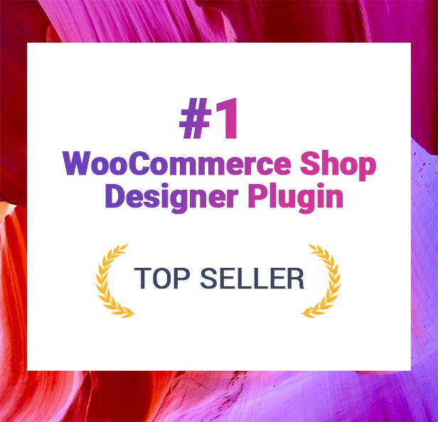 woo Produktraster Liste Design Top-Seller woocommerce Shop Designer Plugin
