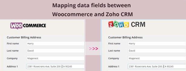 Woocommerce Zoho CRM Integration - 3