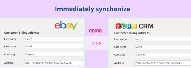 Woocommerce Zoho CRM Integration - 4