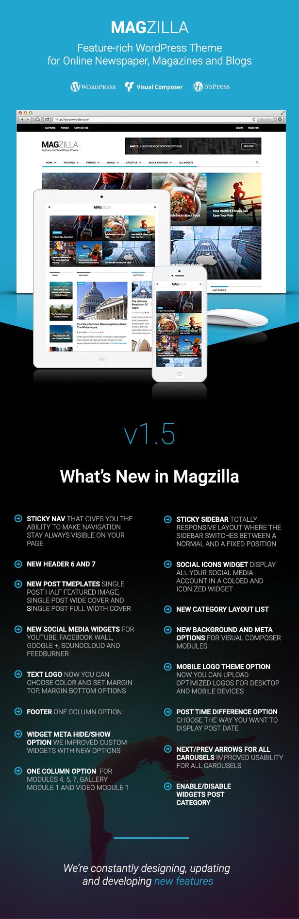 MagZilla - Für Zeitungen, Zeitschriften und Blogs - 2