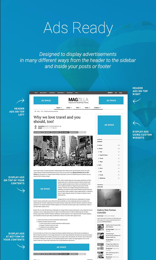 MagZilla - Für Zeitungen, Zeitschriften und Blogs - 7