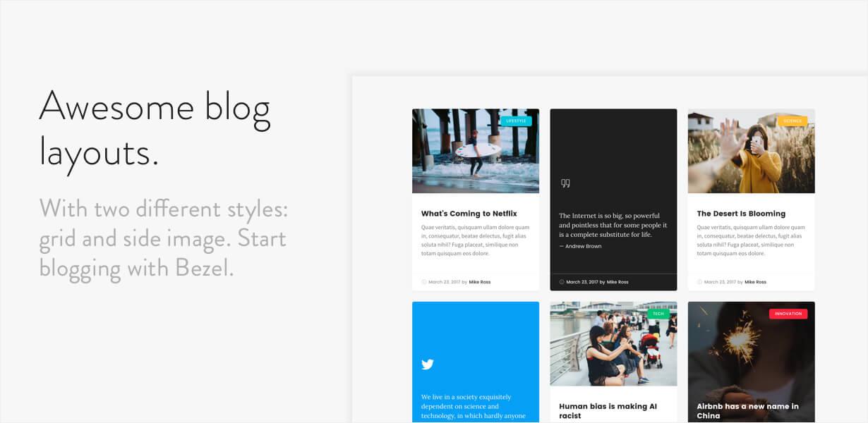Lünette - Kreatives Mehrzweck-WordPress-Theme - 6