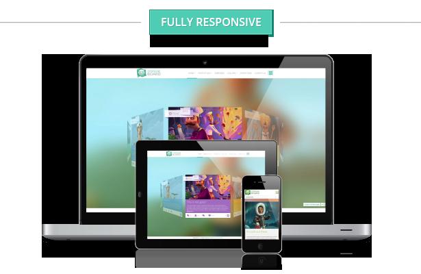 Storyline Board WordPress Theme - 4