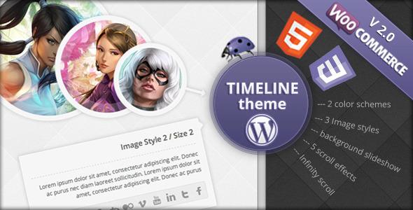 Storyline Board WordPress Theme - 9