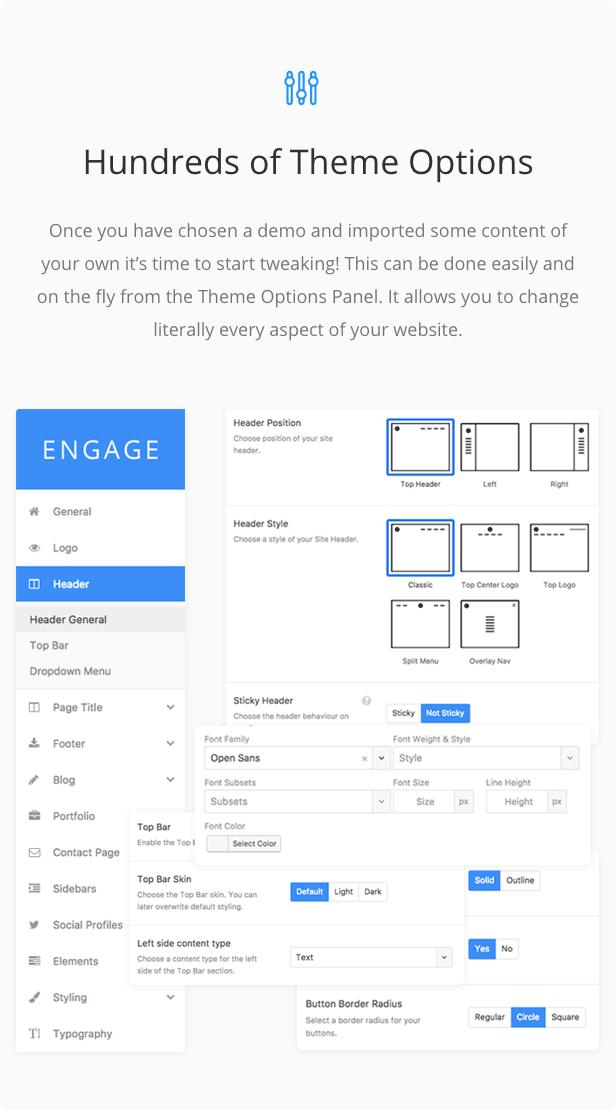 Engage - Responsive Multipurpose WordPress Theme - 9