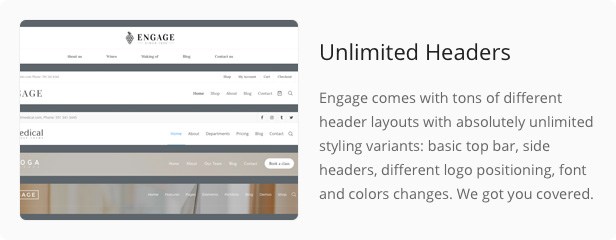 Engage - Responsive Multipurpose WordPress Theme - 26