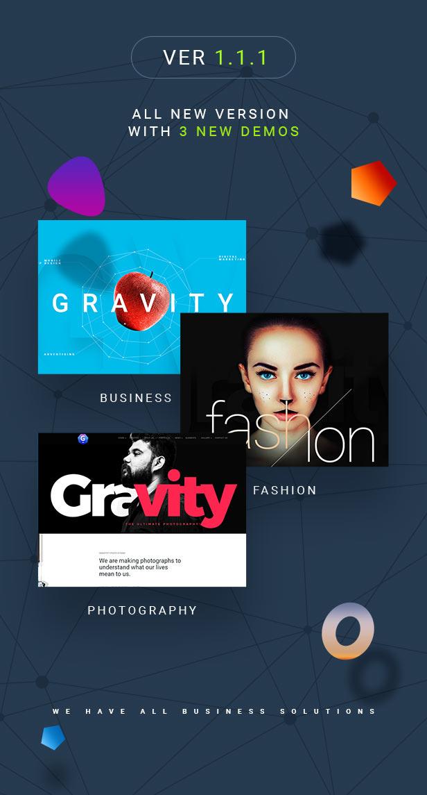 Gravitieren | Mehrzweck-Business-WordPress-Theme - 3