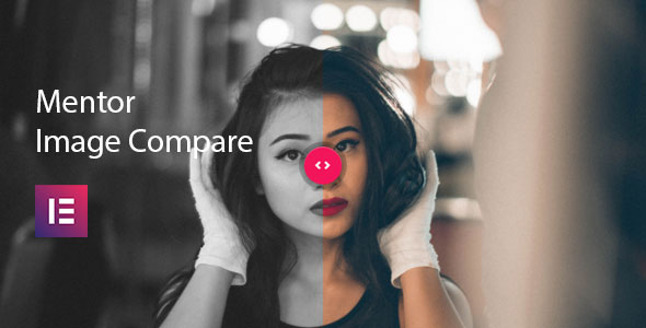Wordpress Add-On Plugin Mentor Image Compare - Image Compare Addon For Elementor