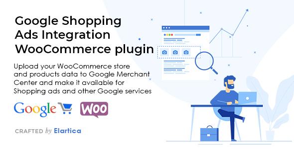 Wordpress E-Commerce Plugin WooCommerce Google Shopping Ads Integration by Elartica