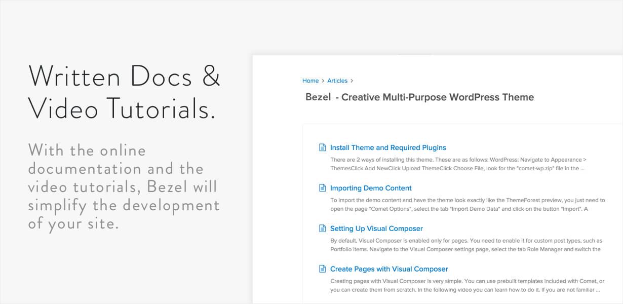 Lünette - Kreatives Mehrzweck-WordPress-Theme - 10