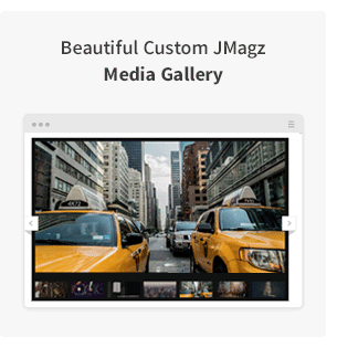 JMagz - Tech News Review Magazin WordPress Theme - 9