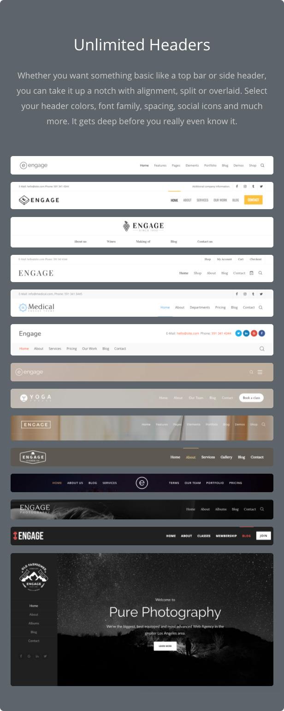 Engage - Responsive Multipurpose WordPress Theme - 17