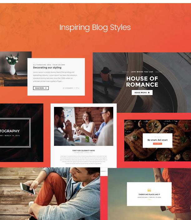Paperio - Responsive und vielseitiges WordPress-Blog-Thema - 7
