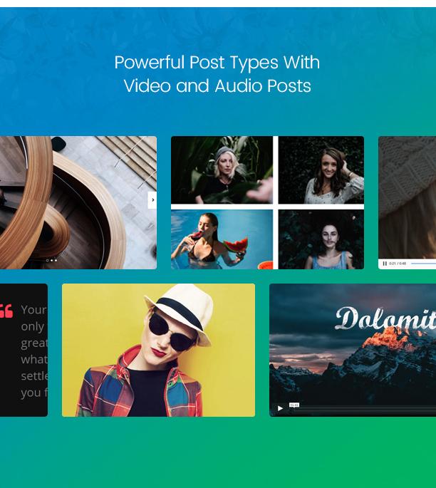Paperio - Responsive und vielseitiges WordPress-Blog-Thema - 11