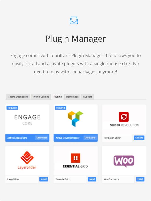 Engage - Responsive Multipurpose WordPress Theme - 12